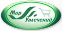 Логотип центра МИР УВЛЕЧЕНИЙ