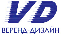 Логотип ВЕРЕНД-ДИЗАЙН
