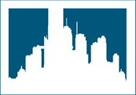 Логотип Городской Оконный Сервис