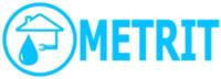 Логотип Метрит