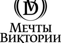 Логотип салона Мечты Виктории