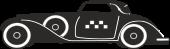 Логотип Такси Миледи