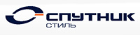 Логотип Спутник Стиль