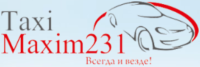 Логотип Такси-Максим 231
